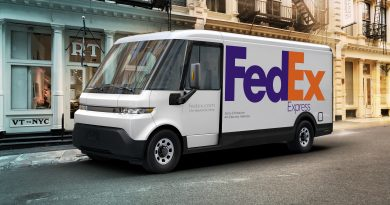 GM unveils EV van as part of new commercial unit; FedEx first customer