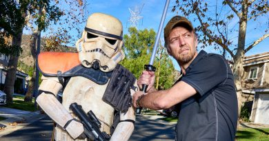 The Force (and a Lenient Disney) Is With 'Star Wars' Fan Filmmakers