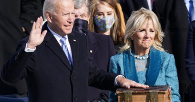 Joe Biden sworn in as president of the United States | Politics News