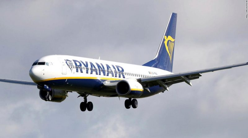 Ryanair's 'jab and go' advert investigated after sparking 1,600 complaints