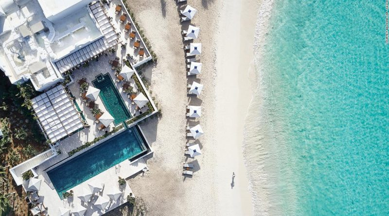 Anguilla's luxury Caribbean 'vacation bubble': What it's like inside
