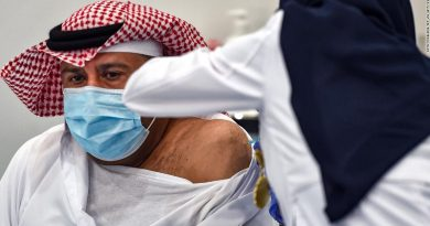 The Middle East's Covid vaccine rollouts lay bare deep inequalities