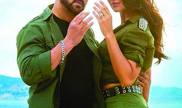 Salman, Katrina ready for 'Tiger 3' | The Asian Age Online, Bangladesh