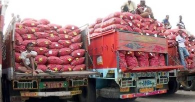 290 tons of onion come from India in two and a half hours – Countryside – observerbd.com