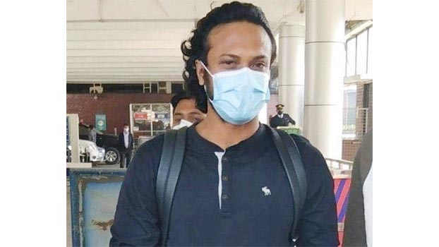 Shakib under pressure as  he returns to Int'l cricket