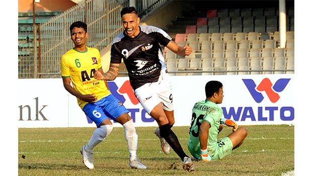 Bashundhara Kings into Fed Cup semis