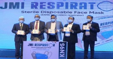 JMI makes locally made KN95 masks – National – observerbd.com