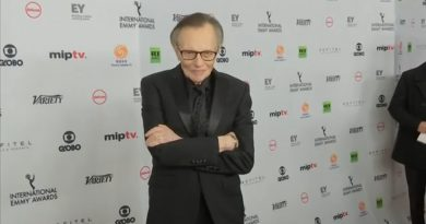 Broadcaster Larry King 'in hospital with Covid'   The Asian Age Online, Bangladesh