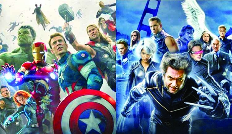 Marvel to use 'Endgame' plot to introduce 'X-Men' | The Asian Age Online, Bangladesh