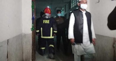 DMCH fire brought under control – National – observerbd.com