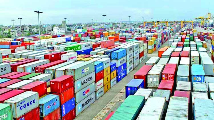 Containers tangle wasting goods of Tk 45b | The Asian Age Online, Bangladesh