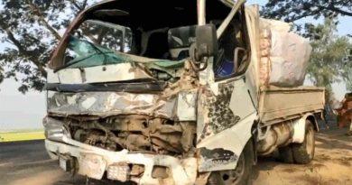 2 killed in pickup van-auto-rickshaw collision – Countryside – observerbd.com