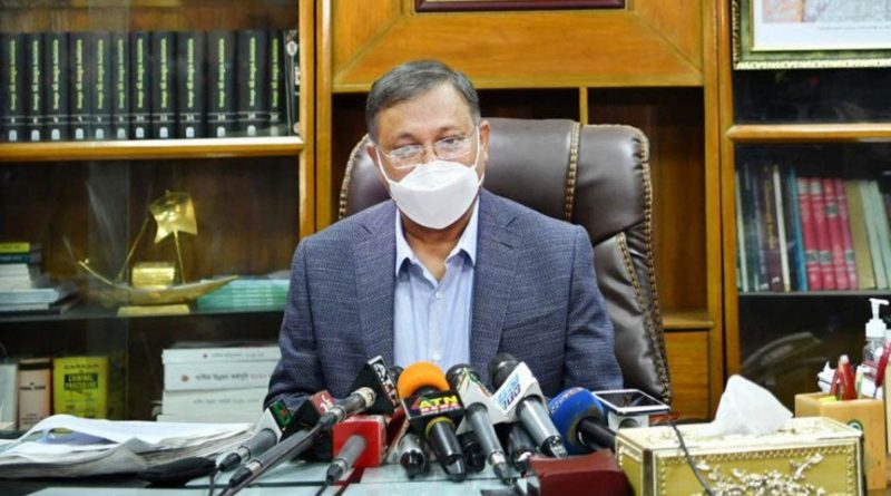 Bangladesh will get COVID-19 vaccine from India in time: Hasan – National – observerbd.com