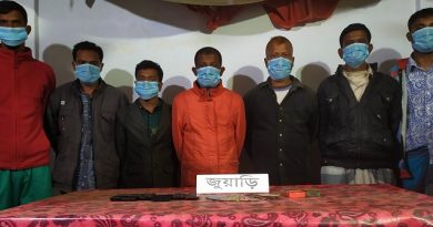 14 drug addicts, gamblers held in Joypurhat – Countryside – observerbd.com