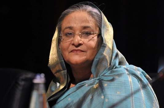 PM condoles Shahjahan Mollah's death