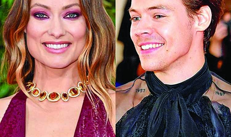 Olivia, Harry romance blooms | The Asian Age Online, Bangladesh
