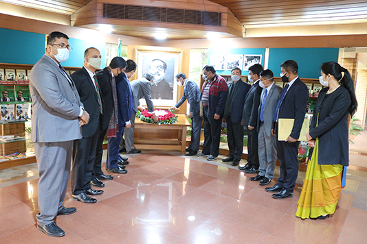 BD New Delhi mission observes Bangabandhu's Homecoming Day