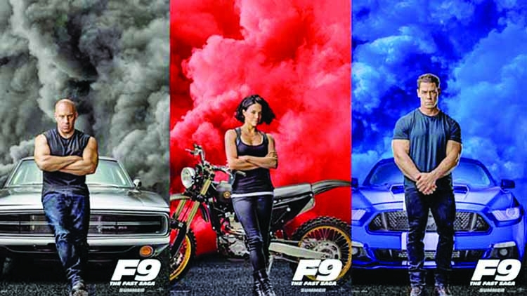 'Fast & Furious 9' to release only in theatres | The Asian Age Online, Bangladesh