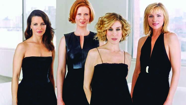 'Sex and the City' stars to appear in new show | The Asian Age Online, Bangladesh