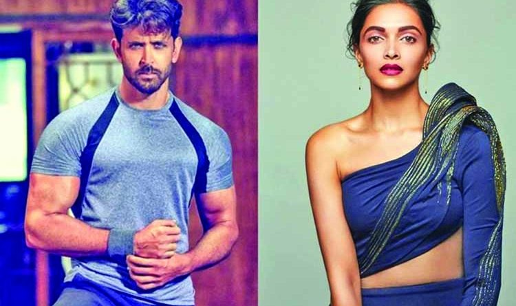 Hrithik, Deepika collaborate for 'Fighter' | The Asian Age Online, Bangladesh