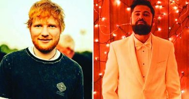Ed Sheeran collaborates with Passenger   The Asian Age Online, Bangladesh