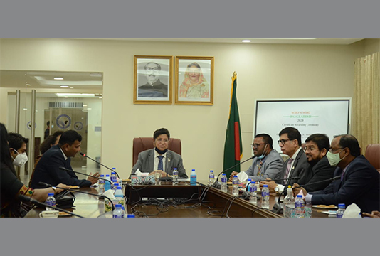 Dhaka emphasises on public diplomacy to uphold Bangladesh's image: Momen