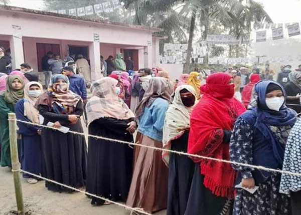 2nd phase of polls to 60 municipalities begins – National – observerbd.com