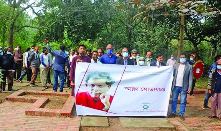 Remembering Selim Al Deen on his 13th death anniversary | The Asian Age Online, Bangladesh