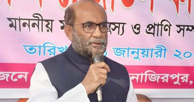 Hasina is chief of development-friendly govt. – Rezaul