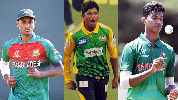 Three new faces in  Tigers' 18-man squad