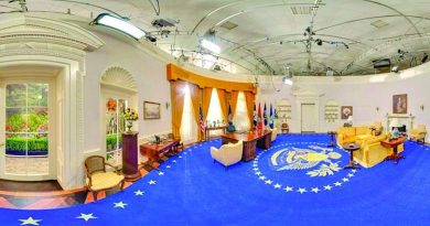 UK film studio housing Oval Office replica 'upbeat' | The Asian Age Online, Bangladesh