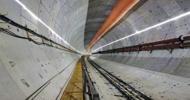 Karnaphuli tunnel to be ready for traffic by 2022