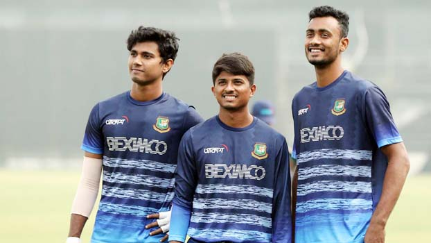 Newcomers keen to cement  their place in national team