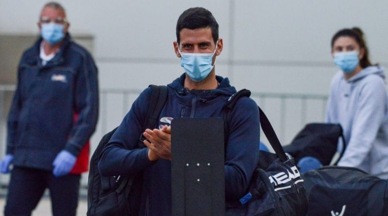 Kyrgios criticizes Djokovic over quarantine row | The Asian Age Online, Bangladesh