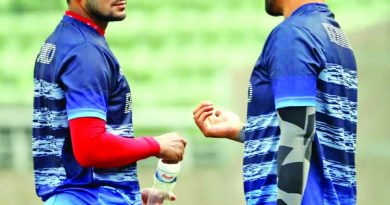 Cricketers to be vaccinated in priority basis | The Asian Age Online, Bangladesh