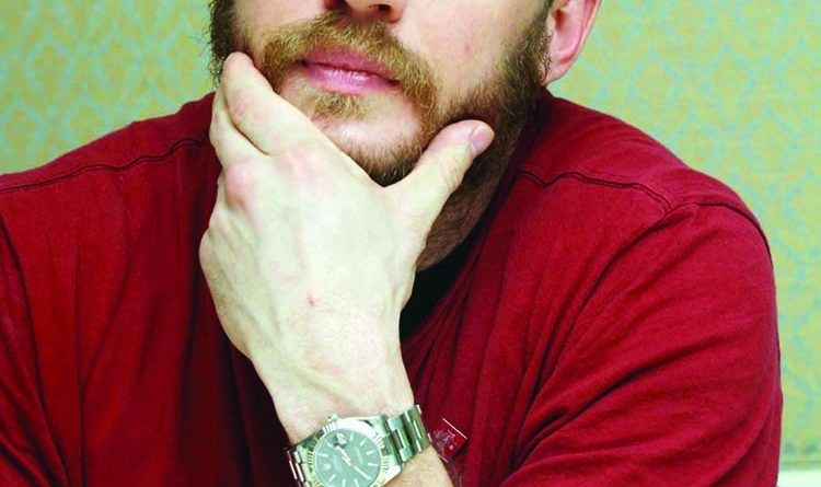 'Venom' star Tom Hardy spotted on breaking lockdown rules | The Asian Age Online, Bangladesh