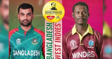 Tigers face off Windies today