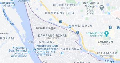 Man crushed under pick-up van in Dhaka's Kamrangirchar  – National – observerbd.com