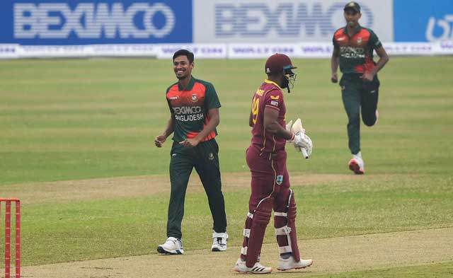Bangladesh-West Indies first ODI resumes after rain – Sports – observerbd.com