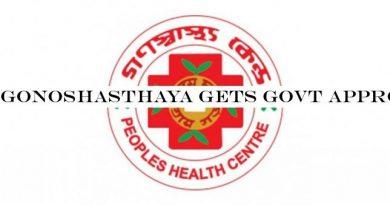 Ganashasthaya gets govt's approval for COVID-19 antibody kit trial – National – observerbd.com