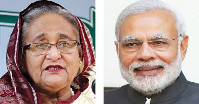 Hasina thanks Modi for gifting 2m doses of COVID-19 vaccine – National – observerbd.com