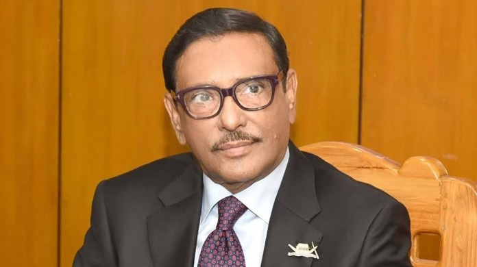 Action against AL leaders working against party candidates: Quader – National – observerbd.com