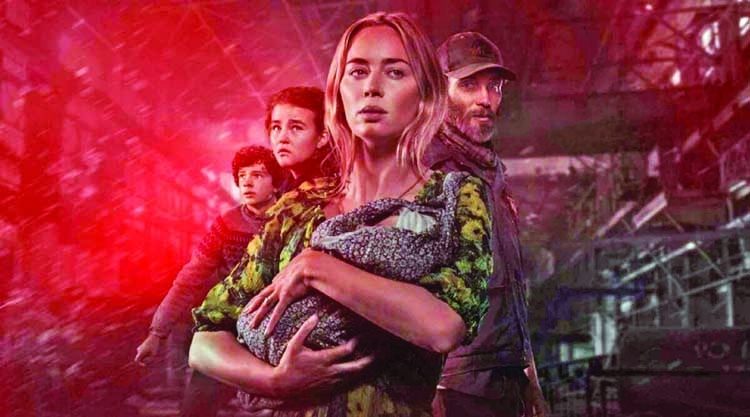A Quiet Place Part II's release got delayed | The Asian Age Online, Bangladesh