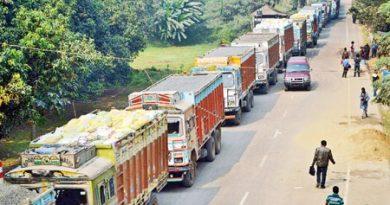 1,216 tons of Indian rice enter thru' Sonamasjid landport  – Countryside – observerbd.com