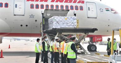 50 lakh COVID-19 vaccines land in Dhaka