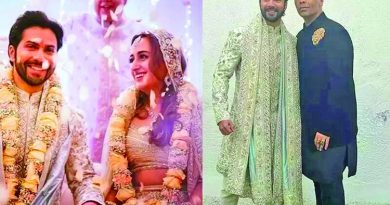 Karan shares a heartfelt post for the newlywed Varun, Natasha | The Asian Age Online, Bangladesh
