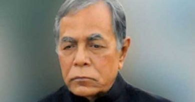 President mourns death of first Naval chief Captain Nurul Haque