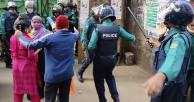 2 hurt during attack in Lalkhan polling station – National – observerbd.com
