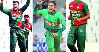 Mustafizur, Mirz climb into top ten in ICC ODI rankings   The Asian Age Online, Bangladesh