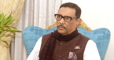 BNP leaders spreading falsehood over Ctg polls: Quader – National – observerbd.com